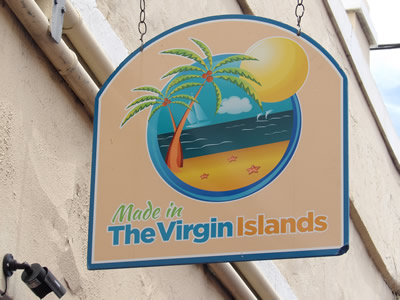 made in the virgin islands